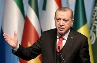 Cumhurbaşkanı Erdoğan'dan Trump'a tepki
