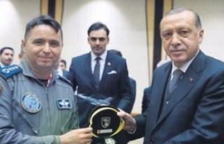 15 Temmuz Gecesi Erdoğan'ı Havada Koruyan F-16...