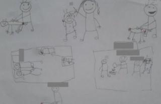 6 ve 9 Yaşındaki İki Çocuk Yaşadıkları Cehennemi...