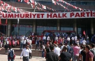 CHP'nin Olağan Kurultayı Öncesi İmza Krizi...