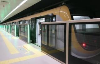 Çin'in Türkiye İçin Ürettiği Metro Treni...