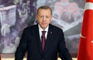 Cumhurbaşkanı Erdoğan'dan Kurban Bayramı...