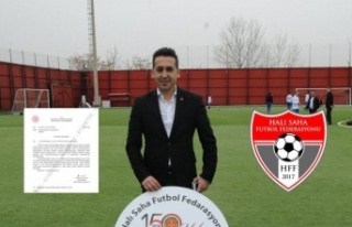 Halı Saha Futbol Federasyonu Müjdeyi Verdi: Halı...