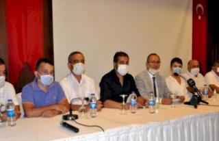 İYİ Parti'nin Tüm Başkan ve Yöneticileri...