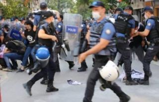 Kızılay'da Provokasyon: Polisle Çatıştılar