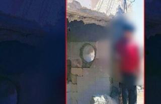 PKK'lı Teröristler Çocukları İnfaz Etmeye...