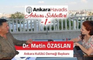 Ankara Söyleşileri - 1 | Ankara Kulübü Başkanı...