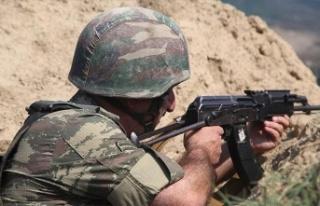 Azerbaycan'dan Ermenistan'a Karşı Saldırı