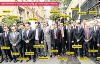 Balyoz Kumpası Hakim ve Savcılarına Ağırlaştırılmış...