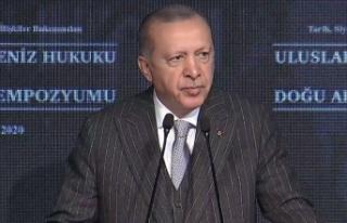 Cumhurbaşkanı Erdoğan: Ermenistan İşgal Ettiği...