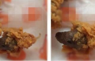 Havaalanında Skandal Görüntüler: Fareler Pizzaların...
