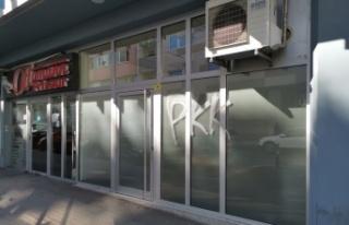 PKK'lı Teröristler Viyana'da Camiye Saldırdı!