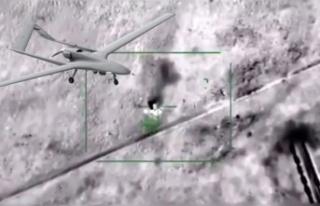 SİHA'lar Vurdu: Irak'ın Kuzeyinde 7 Terörist...