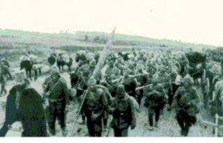 1 Ekim: Kağızman Ermenilerden Türk Ordusunun Eline...
