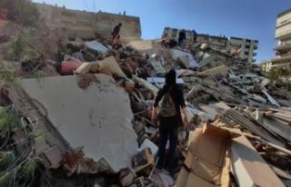 23. Saatte Mucize: Anne ve Çocukları Enkazdan Çıkarıldı