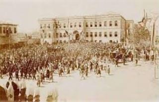 3 Ekim: Çumra'yı Ele Geçiren İsyancılar...