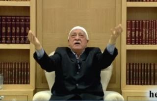 AİHM'den FETÖ Elebaşı Fetullah Gülen'e...