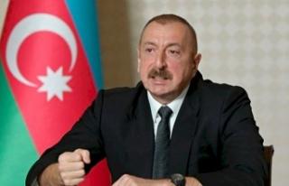 Aliyev: 'Son Şansı Veriyoruz Çıkın Topraklarımızdan'