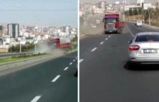 Ankara'da Faciaya Ramak Kaldı: Freni Boşalan...