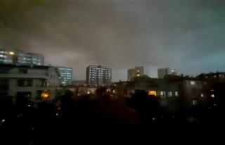 Ankara'da Korkutan Hava: Kuvvetli Rüzgar