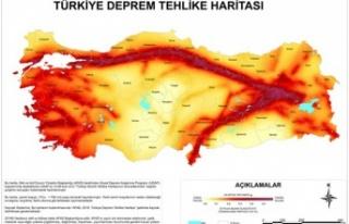 Ankara'nın Deprem Haritası: İşte İlçe İlçe...