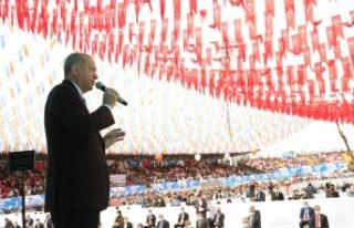 Cumhurbaşkanı Erdoğan: Evleri Yıkılanlara Yenilerini...