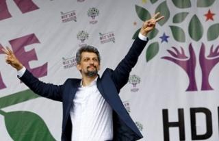 Ermenistan'ı Kınayamayan HDP'li Garo Paylan...