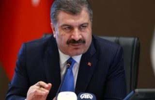 Fahrettin Koca: İzmir halkının yanındayız