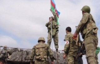 Fuzuli Şehri Ermeni İşgalinden Kurtarıldı