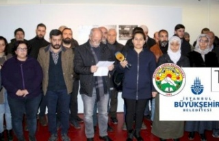 İBB Tiyatro Sahnesini PKK'nın Tiyatro Grubuna...