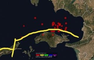İzmir Depremi Olası İstanbul Depremini Tetikler...