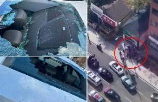 Kanada'da Ermeniler, eylem yapan Türklere ve...