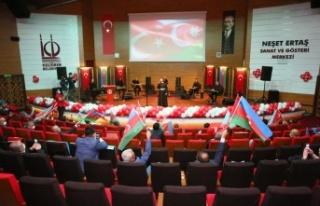 Keçiören'de Cumhuriyet Coşkusu Azerin Konseriyle...