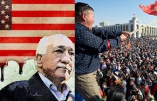 Kırgızistan'daki Ayaklanmada ABD ve FETÖ Parmağı!