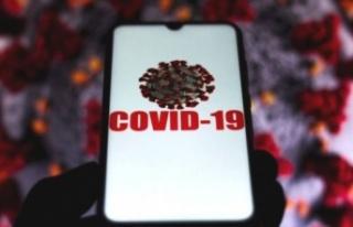 Koronavirüs Telefon Ekranında Bakın Kaç Gün Yaşıyor:...