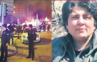PKK'nın Bombacısı SİHA'dan Kaçamadı