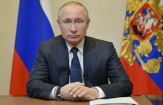 Putin'den Karabağ Açıklaması: Çatışmalar...