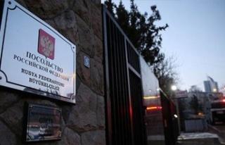 Rusya Büyükelçiliği Ankara'nın Başkent Oluşunu...