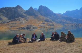 Süleyman Soylu'dan Cilo Dağı Paylaşımı:...