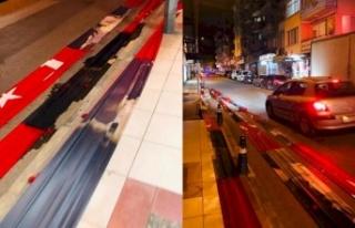 CHP'li Belediyeden Skandal: Türk Bayrağını...