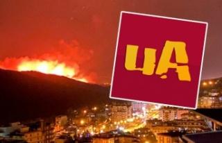 UltrAslan'dan Hatay için Fidan Kampanyası