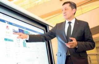 Ziya Selçuk'tan EBA TV Paylaşımı