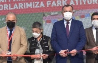 Alper Taşdelen FETÖ Kumpasçılarıyla Park Açılışı...
