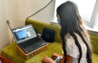 Ankara'da 928 Köye Ücretsiz İnternet Hizmeti