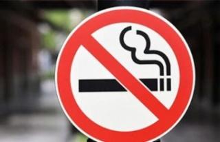 Ankara'da Kamuya Açık Alanlarda Sigara İçme...