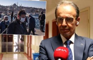 Ankaralı Profesör Açıkladı: Maskeler Ne Zaman...