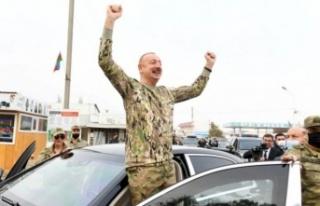Azerbaycan Ordusu 27 Yıldır İşgal Altındaki Ağdam'a...