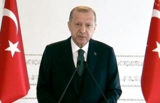 Cumhurbaşkanı Erdoğan'dan Önemli Açıklamalar:...