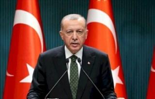 Cumhurbaşkanı Recep Tayyip Erdoğan'dan Yeni...