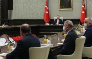 Cumhurbaşkanlığı Kabinesi Toplanıyor: Yeni Tedbirler...